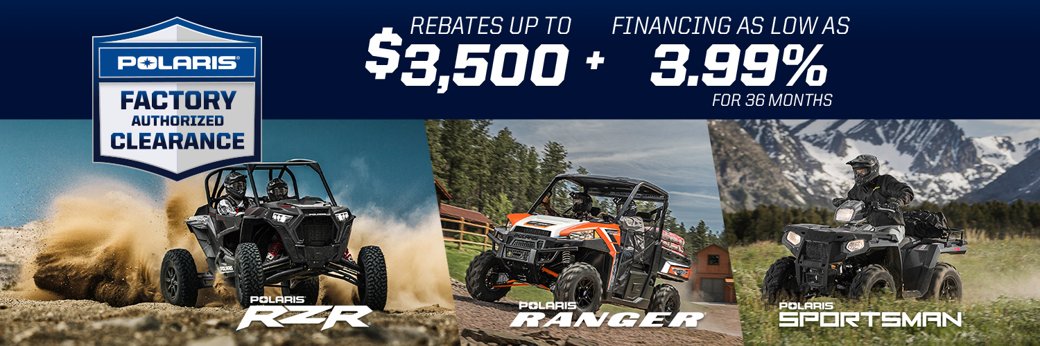 4polaris Promotions Us | RideNow Peoria Arizona